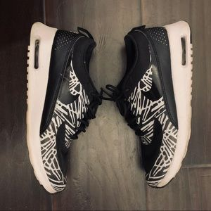 Nike Air Max The Zebra Print
